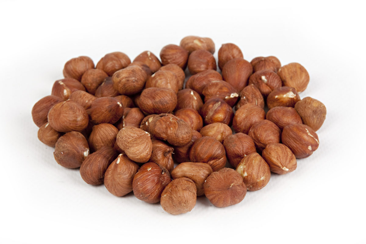 Shock crop estimation increase for Turkish Hazelnuts...
