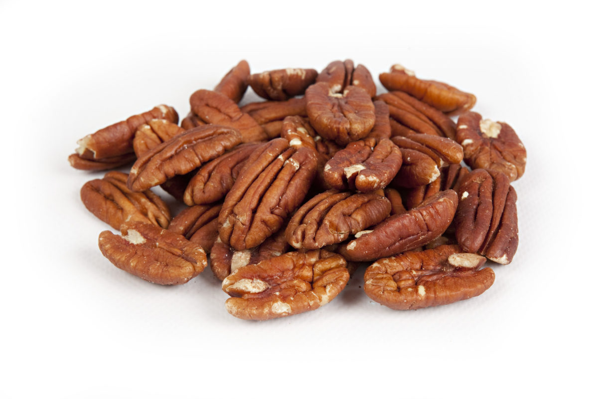 Pecan Market is skipping along....