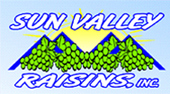 Sun Valley Raisins December 2015 Crop & Sales Report