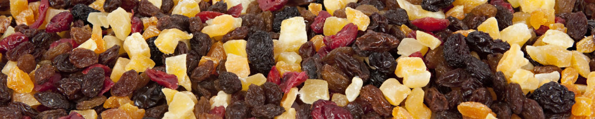 **SPECIAL DISCOUNTED OFFERS... Mixed Dried Fruit & Raw Chip Coconut***
