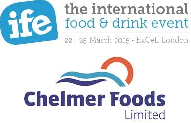 Chelmer Foods will be at the IFE