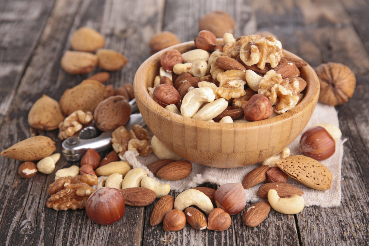 Hazelnuts & Almonds market update