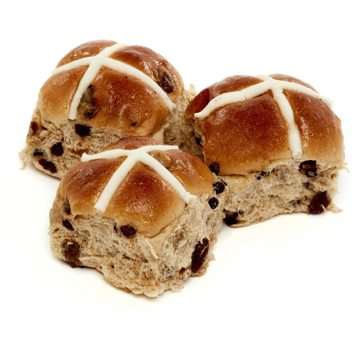 Hot Cross Bun Crisis.........We don't think so