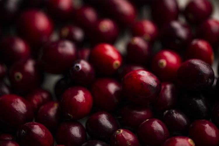 February Market Report - Cranberries