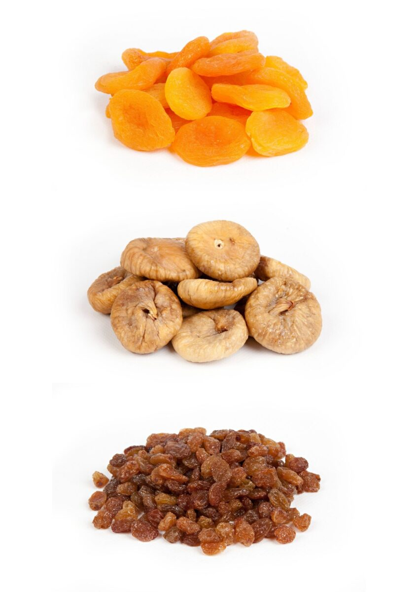 Turkish Dried Fruits Report - Apricots, Figs & Sultanas